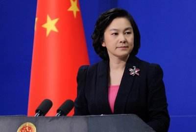外交部:国际社会对新疆发展自有公论