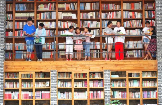浙江:提檔升級農家書屋 探索留守兒童受益方式