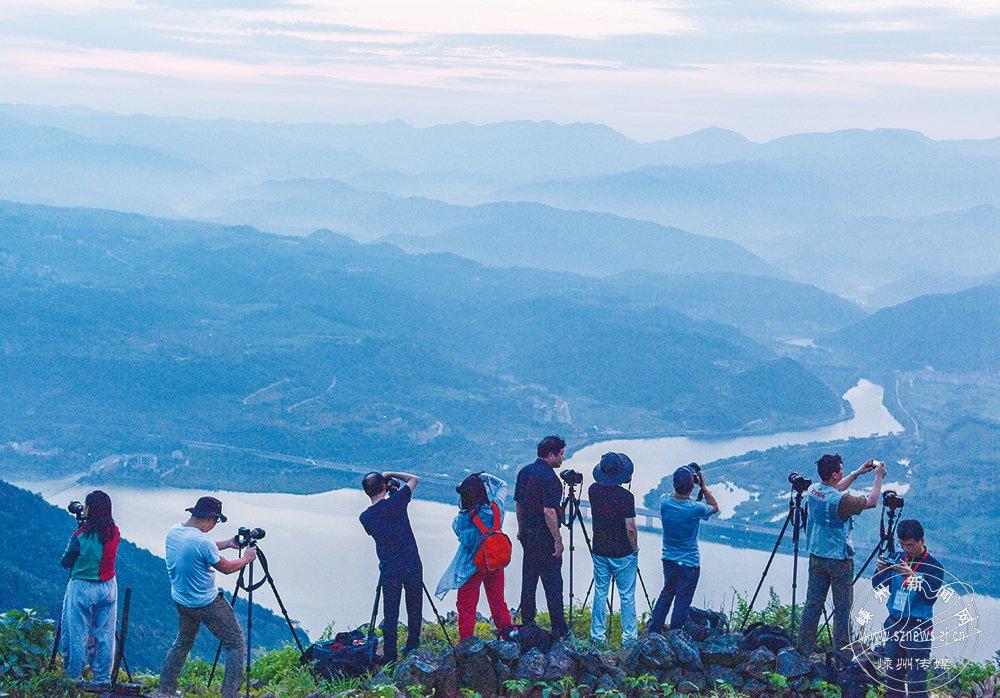 省摄影家协会剡溪采风