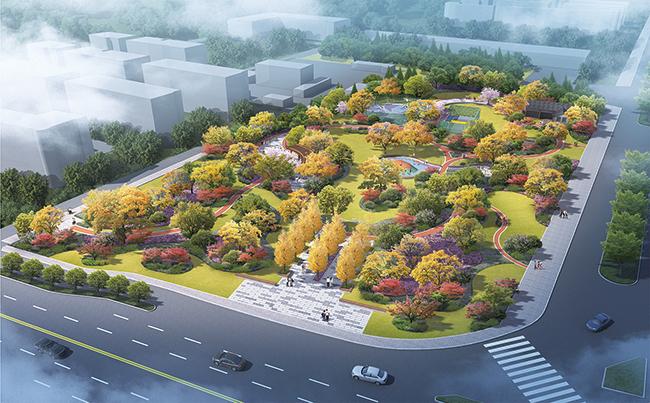 喜讯!我市将新添三个公园