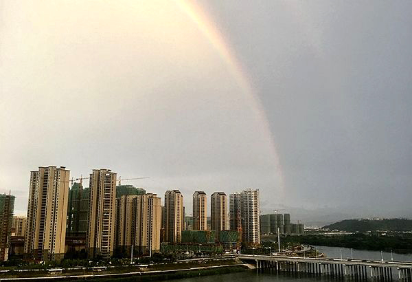 【行行摄摄】彩虹