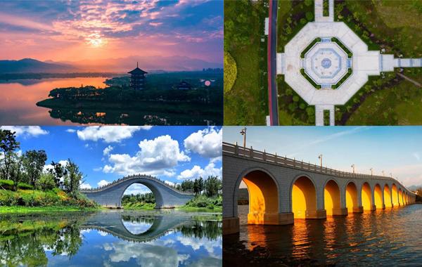 """澳门bbin娱乐""""小西湖""""——艇湖城市公园美景初现【高清】"""
