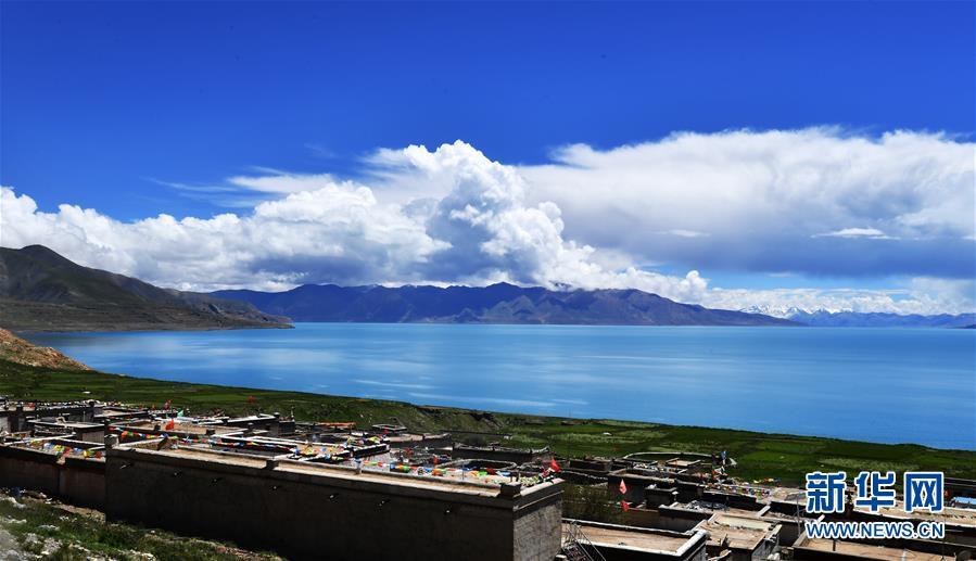 西藏羌塘风光美