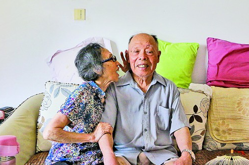 屋塔房王世子qvod:七夕节,安吉5对老人讲述爱情故事