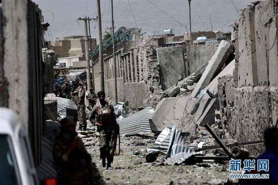 阿富汗首都喀布尔汽车炸弹爆炸95人受伤