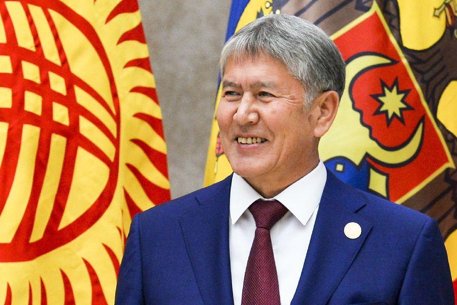 吉尔吉斯斯坦前总统阿坦巴耶夫被捕