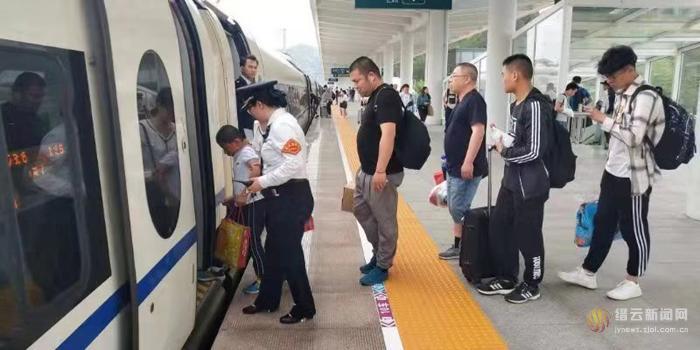 同时提前与地方部许杨青门联系旅客滞留的疏散工作