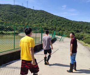 秀南村:排查安全隐患