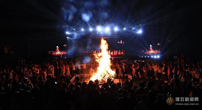 2019年大洋镇清凉避暑节暨高山茭白节隆重开幕