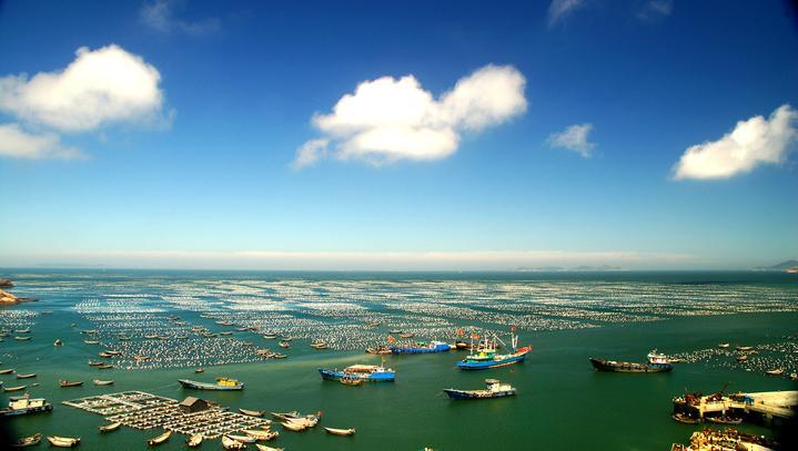 """嵊泗?#26477;小?#20004;山""""理念 打造美丽海岛样板"""