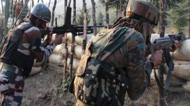 巴印两国军队在克什米尔实控线附近交火