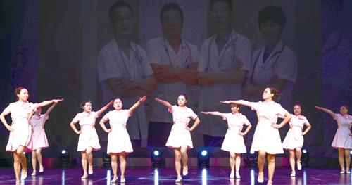金东举办第二届中国医师节晚会