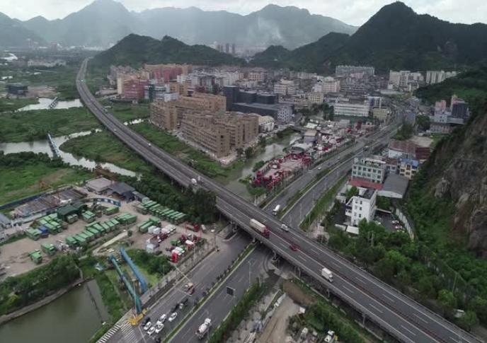 瓯海:着力构建内联外畅综合交通体系