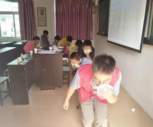 工作室组织开展暑期应急救护培训