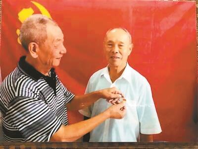 八旬老黨員捐獻遺體踐行諾言 為社會燃燒自己最后一點光和熱