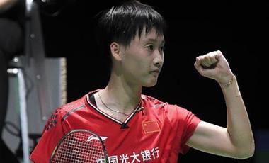 羽毛球世锦赛:谌龙、陈雨菲晋级16强