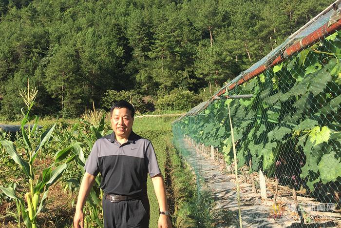 在现代农业的世界里长跑