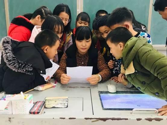 """教育扶貧""""無問西東"""" 她想在孩子們心里種下""""陽光"""""""