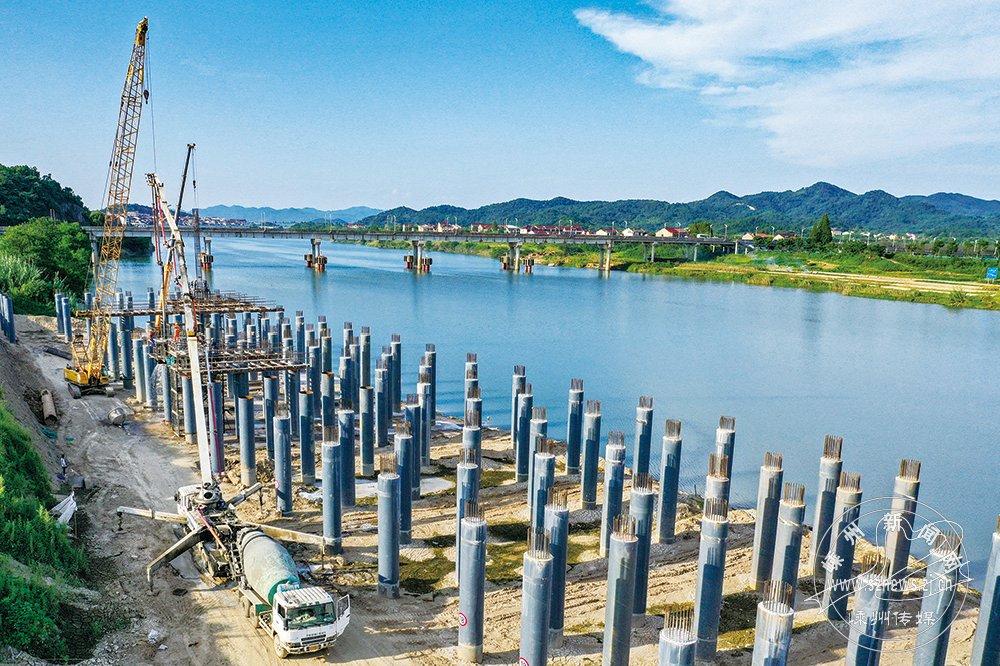 工程投资超3.9亿元 嵊州港区展新姿