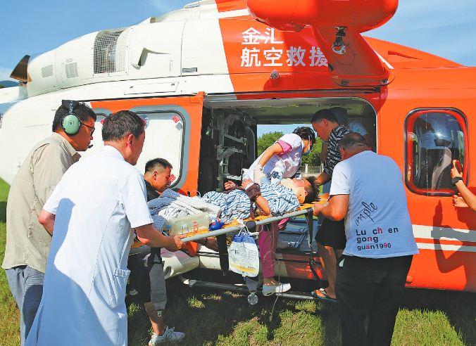 """""""8・27""""事故三名病重儿童昨转至杭州救治"""