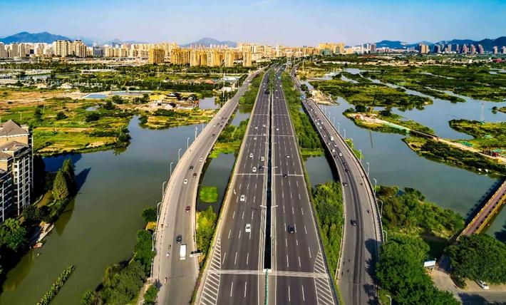 用镜头记录瓯海交通建设新变化
