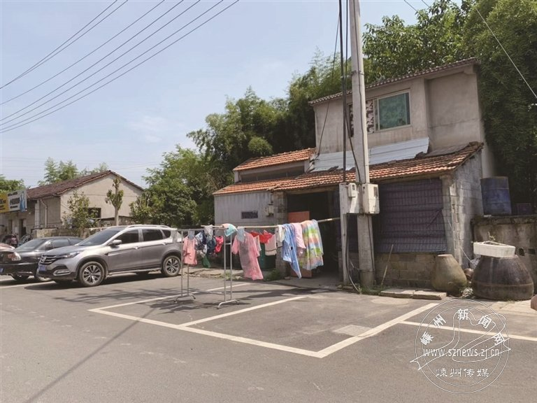 城南新区(三江街道)忠铨村整体环境不容乐观