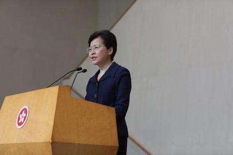 林郑月娥:就打破困局提出四项行动