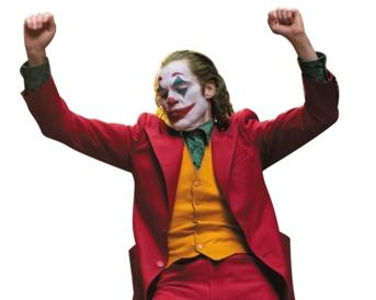 《小丑》打破诅咒,在于用命演戏的他