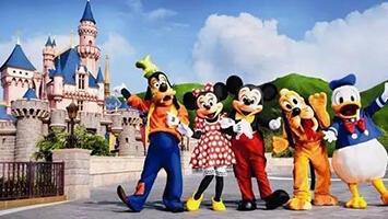 上海迪士尼:游客可带自用食品入园