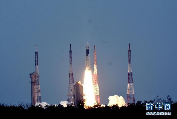 """在月球南极软着陆时失联 印度""""月船2号""""怎么了?"""