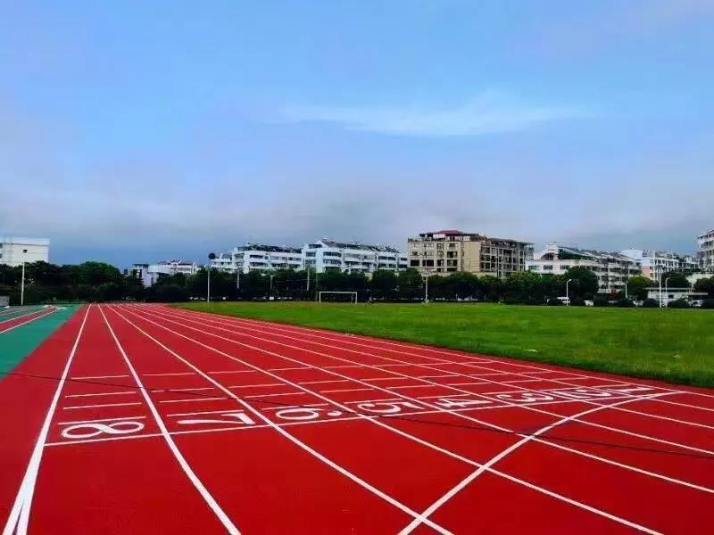 体育中心塑胶操场对外开放