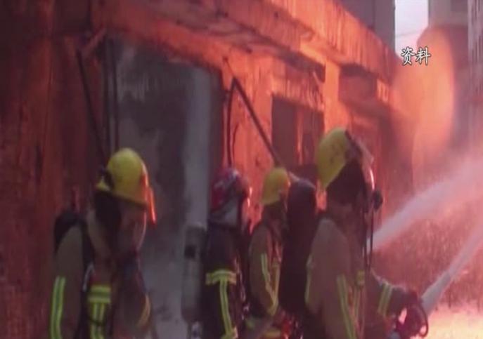 消防战士郑振成:火场尖兵的坚守和担当