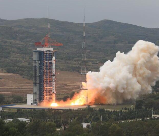 祝贺!我国成功发射资源一号02D卫星