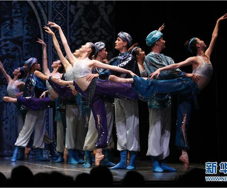 芭蕾舞剧《马可·波罗》惊艳布鲁塞尔