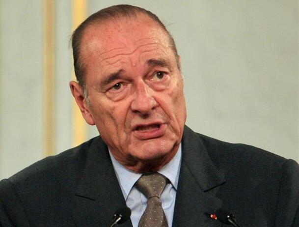 法国前总统希拉克逝世