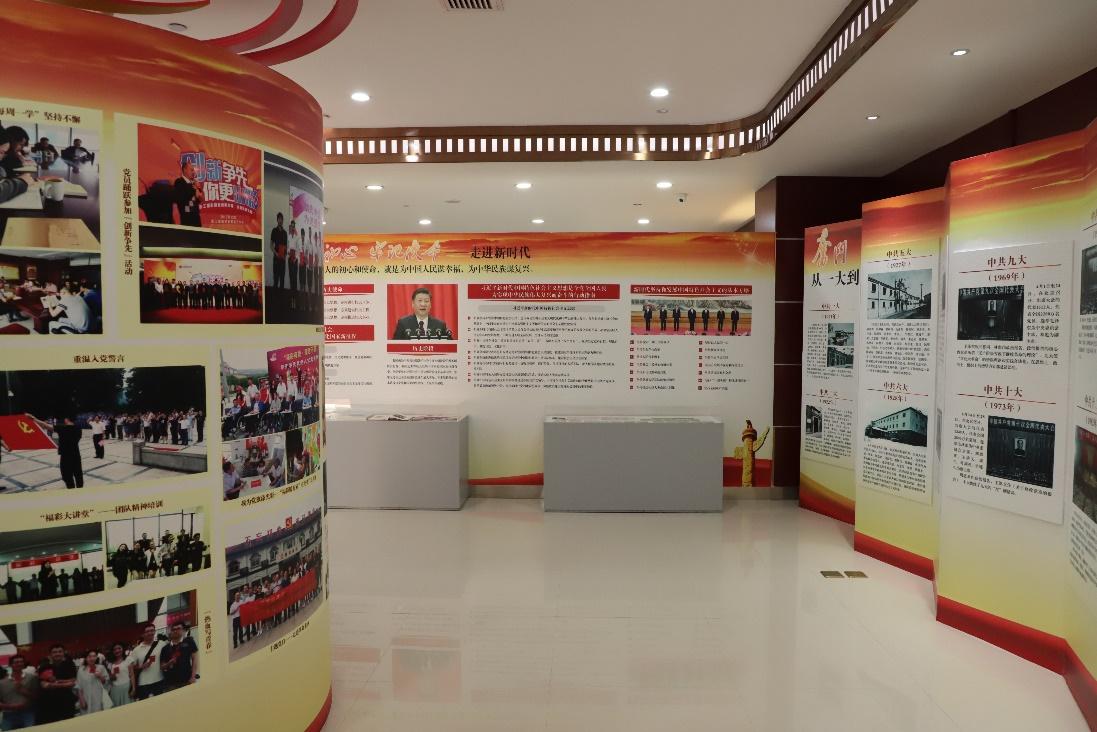 浙江福彩文化主题展厅投入使用