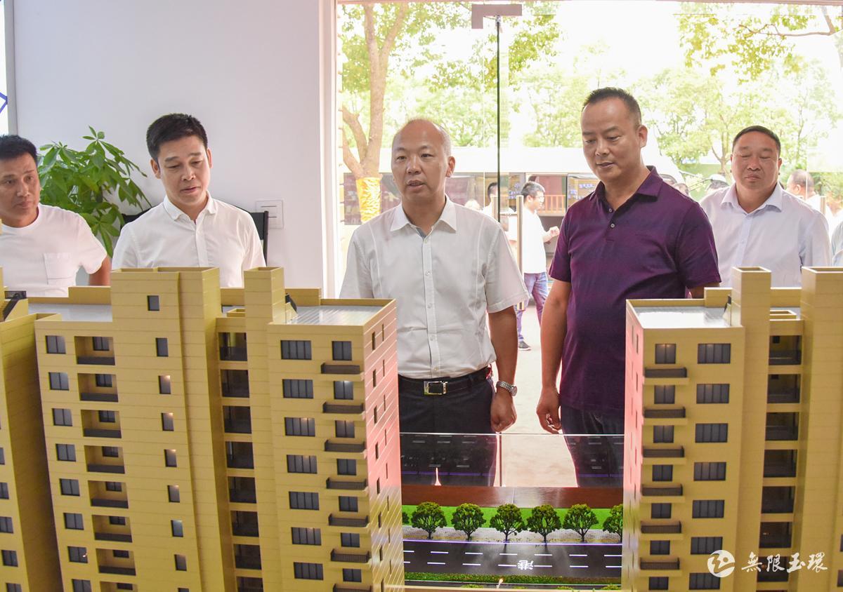 吴才平调研城市有机更新 释放两个鲜明的信号!