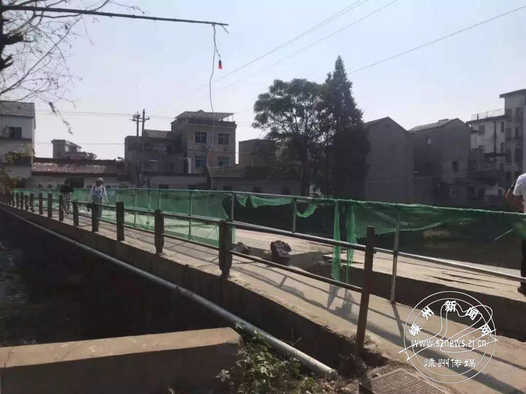 12天捐款68万元修缮古桥