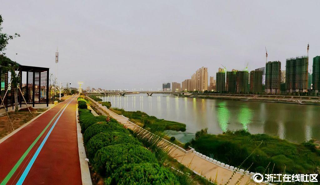 【行行摄摄】江边夜景