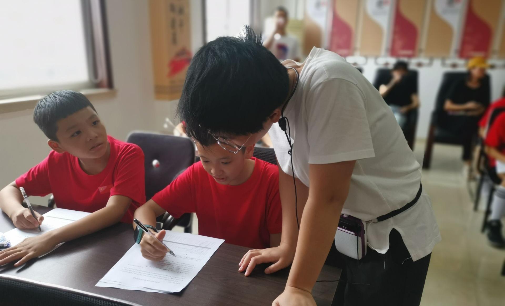 龍灣校園心理劇增色未成年人心理健康教育