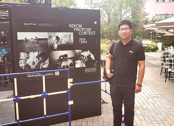 用《芳华》记录《芳华》 18岁嵊州青年屠靖涵获国际摄影大赛金奖