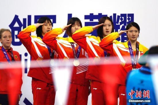 军运会第3日 中国军团遥遥领跑奖牌榜