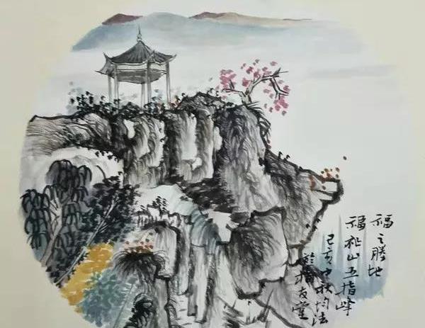 金庭籍画家张均法作品赏析【高清】