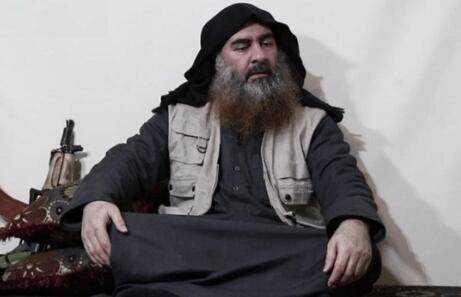 美媒:IS已任命巴格达迪接班人 曾任萨达姆政府军官
