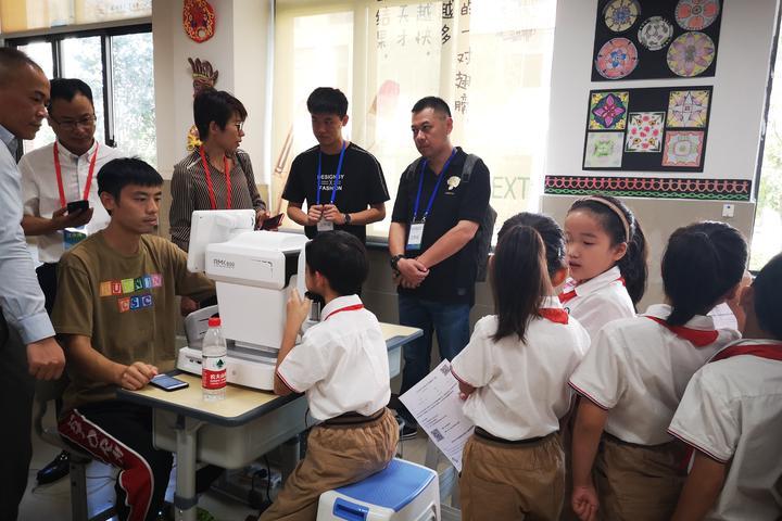 守护孩子们明亮的眼睛 温州改善近万间中小学教室照明