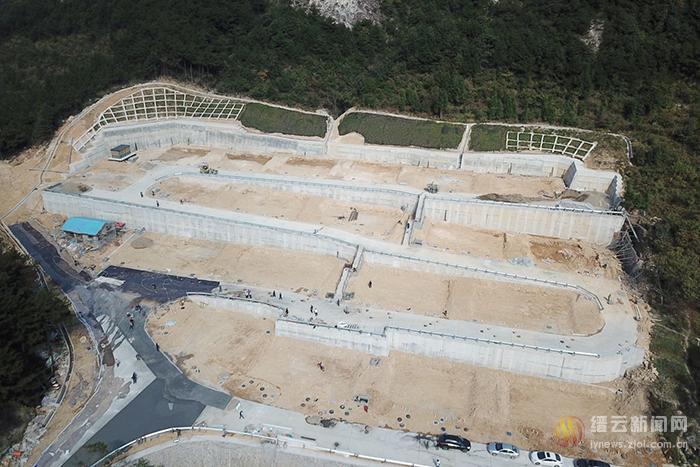 抽水蓄能三湖安置点工程初步验收