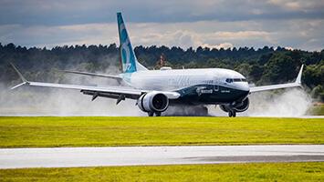 波音:获许可后,或于12月恢复供应737MAX型客机