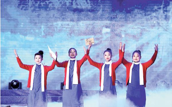 """""""以天使的名义""""――大型音舞剧暨天使合唱团建团三..."""