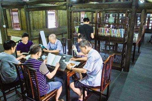 慈溪創新推進農家書屋建設 鄉村書房點亮書香生活