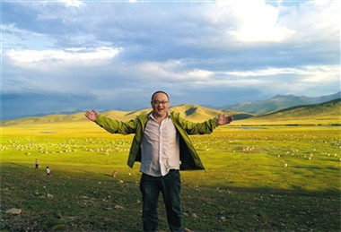 黄孝阳:献给挫折与困境中的年轻人